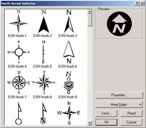 qgis layout north arrow map layouts