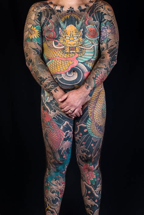 irezumi tattoos ivan kōsei publications ltd