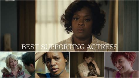 oscar nominations 2017 best actress 2017 oscar predictions best supporting actress november