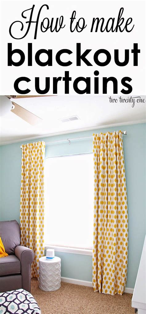 how to make simple curtains without a sewing machine 357 best curtains images on pinterest