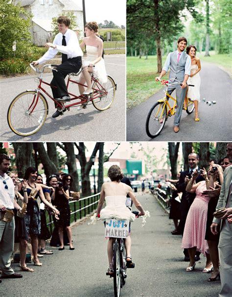 Wedding Bike by Wedding Day Bicycles Polka Dot