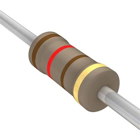 120 ohm resistor 1 4w cfr 25jb 52 120r yageo resistors digikey