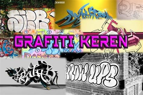 Pintar Itu Keren 99 gambar grafiti keren 3d wallpaper dan foto grafiti