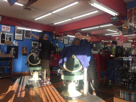 barber downtown charleston gerardo s classic barber shop 3 barbers 221 w