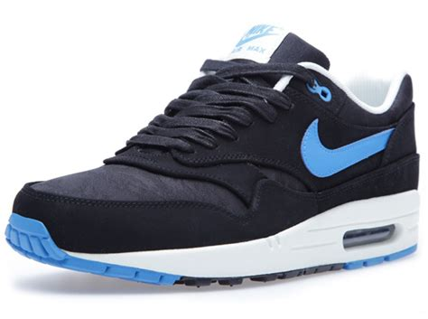 Nike Royal Lw Original black and blue air max 1 traffic school