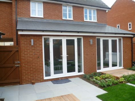 house extension design ideas uk rear house extension marston bedfordshire buildline builders in bedford