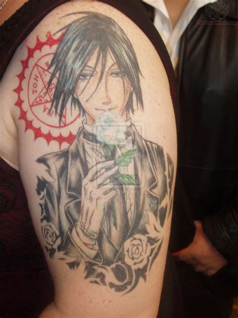 anime tattoos and designs page 71