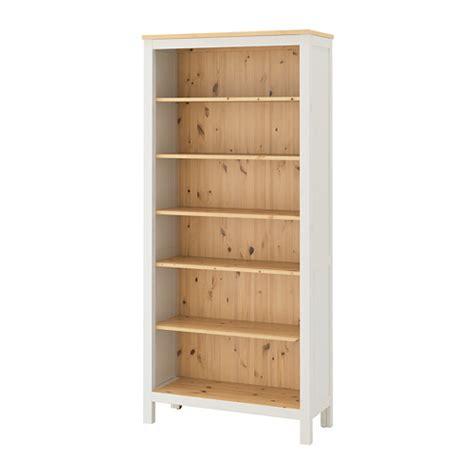 libreria legno ikea hemnes libreria mordente bianco marrone chiaro