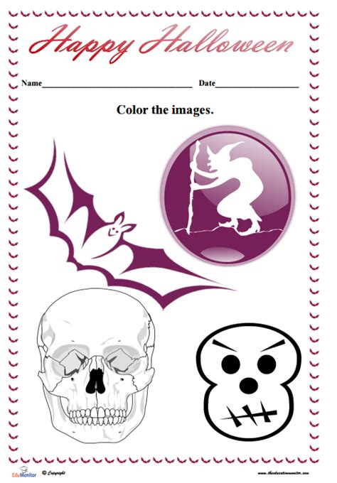 halloween coloring pages for first graders free halloween coloring sheets for first grade free