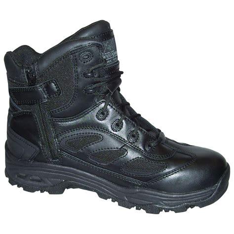 waterproof combat boots s 6 quot thorogood 174 waterproof side zip boots with vgs