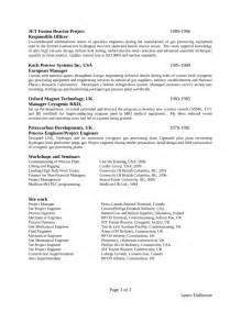 Project Engineer Sample Resume clean project engineer resume template page 3