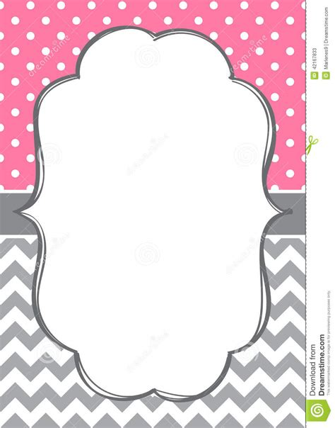 8 best images of printable chevron pattern borders grey