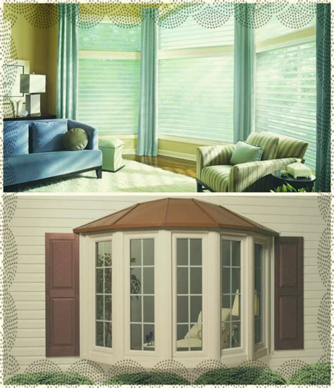 Blinds For Bow Windows Decorating 3 Window Covering Ideas To Decorate Bow Windows Centurian Window Fashions
