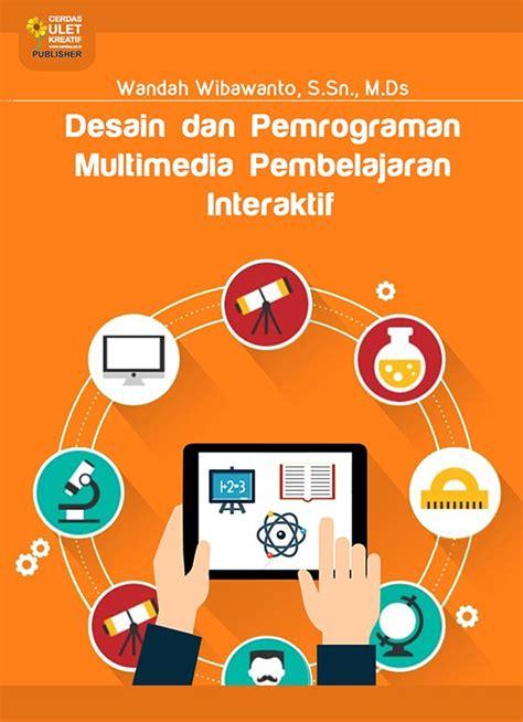desain layout multimedia interaktif buku wandah wibawanto