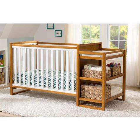 Babies R Us Delta Crib Delta Gramercy 4 In 1 Convertible Crib Changer Honey White Delta Babies Quot R Quot Us Baby