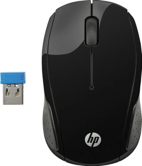 Mouse Wireless Merk Hp hp 200 wireless optical mouse 6 99 free shipping store