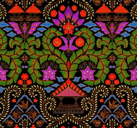 design batik drawing indonesian batik design by sangjelata on deviantart