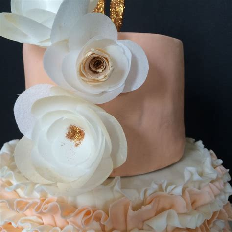 edible wafer paper flowers recent projects