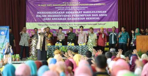 Kekerasan Terhadap Perempuan Penerbit Refika Bandung bkpp kab bandung catat 125 kasus kekerasan anak dan perempuan balebandung
