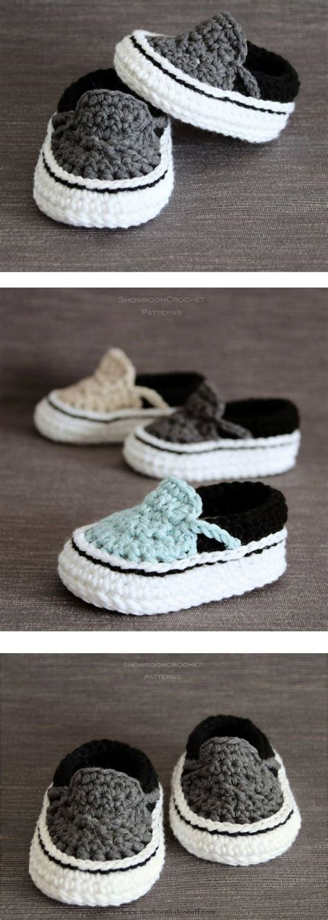 vans slipper pattern free baby knitting patterns crochet pattern vans style baby