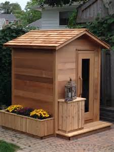 Tiny Bathroom Floor Plans outdoor red cedar cabin sauna 6x4 dundalk canada