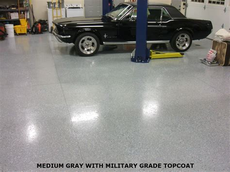 Epoxy Garage Flooring by Epoxy Flooring For Garage Commercial Floors