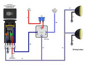 headlight relay schematic 11 pin relay schematic elsavadorla