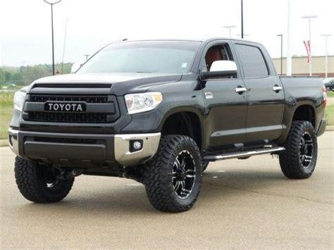2015 Toyota Tundra 1794 2015 Toyota Tundra 1794 Trucks Toyota