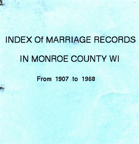 Wisconsin Marriage Records Purchase County History Books Dvds The Www Saveyourstones Gravestone