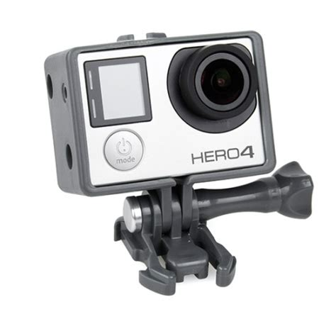 Tmc Upgraded For Gopro 4 tmc bacpac frame mount housing for gopro 4 3 3 grey alex nld