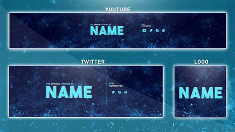 youtube banner template best business template