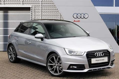 Audi A 1 Sportback by Used 2017 Audi A1 Sportback Black Edition 1 6 Tdi 116 Ps S