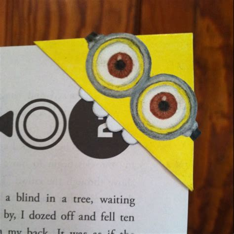 printable bookmarks minions minion bookmark minions pinterest