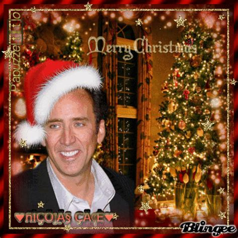nicolas cage christmas film merry christmas from nicolas cage picture 127359148
