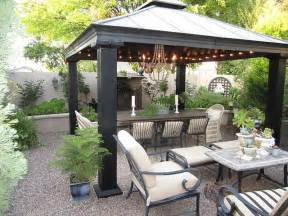 Backyard Patio With Gazebo by 25 Best Ideas About Patio Gazebo On Pinterest