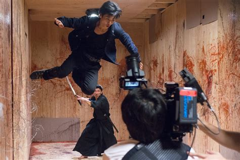 Karate Kill 2016 Film The Exploitation Genre Is Alive And Dizzying In Karate Kill Action A Go Go Llc