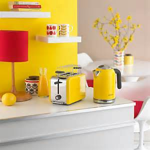 superb Bright Yellow Kitchen Accessories #1: kenwood-kmix-yellow-kettle-lifestyle-shot.jpg