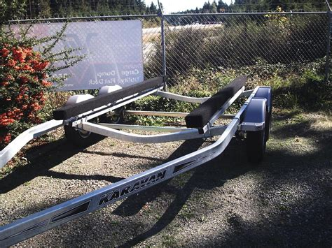 boat trailer parts victoria vit karavan tandem axle boat trailer outside victoria