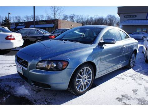 purchase used 2009 volvo c70 in bridgewater massachusetts united states for us 22 500 00