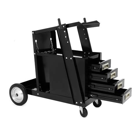 Welding Cart With Drawers by Welding Carts Welding Cart 4 Sliding Drawer