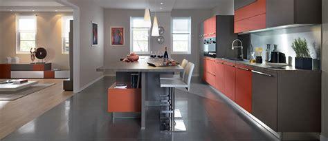 salon ouvert sur cuisine delimiter cuisine ouverte cuisine en image