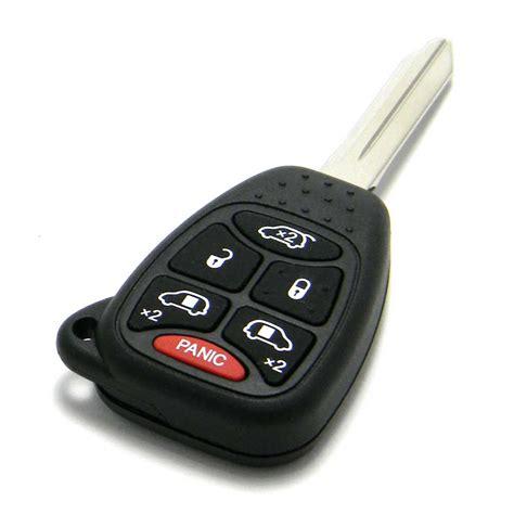 dodge key fob programming 2004 2007 dodge caravan 6 button remote key fob