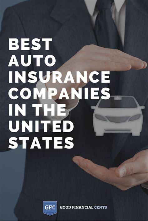 top   auto insurance companies   good
