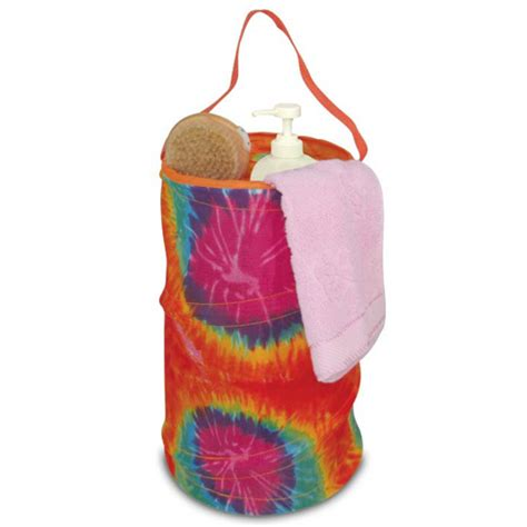 Basket Shower Tote by Shower Tote Basket Tie Dye In Shower Baskets