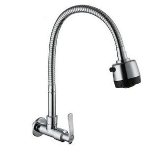 wall mounted kitchen sink faucet single cold water tap modern brass single cold water wall mounted tap kitchen