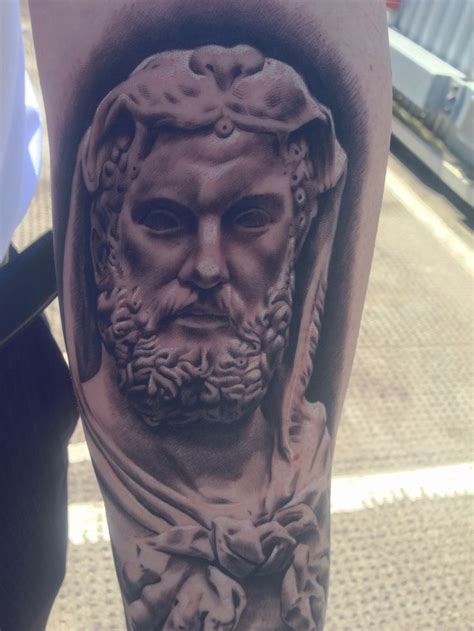 god and tattoos 8 best my mythology sleeve images on