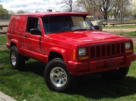 jeep custom 2 door 1988 jeep 2 door custom panel wagon