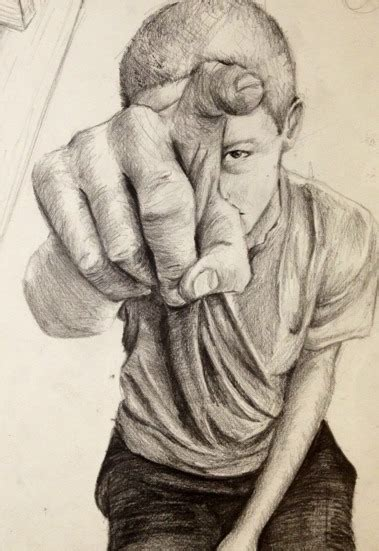 artist biography meaning foreshortening by milolomiko on deviantart