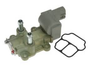 1997 honda civic fuel injection idle air valve