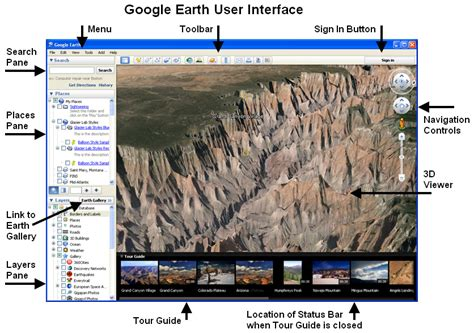 section lines on google earth user guide